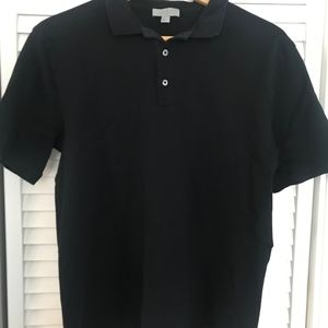 COS Collection Of Style Mens Black Polo Shirt - L